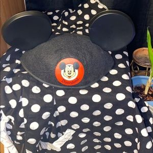 official Mickey Mouse club hat in adult.
